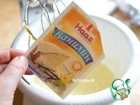 Апельсиновые кантуччини с фундуком ингредиенты