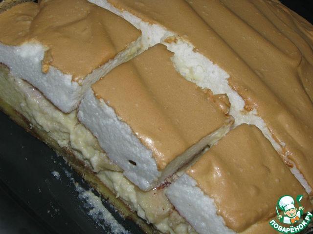 Пирог слезы девы марии рецепт