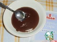 Испанские булочки с шоколадным пудингом ингредиенты