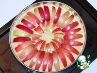 Болонский пирог с полентой и яблоками ингредиенты