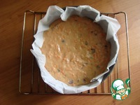 Морковный пирог ингредиенты