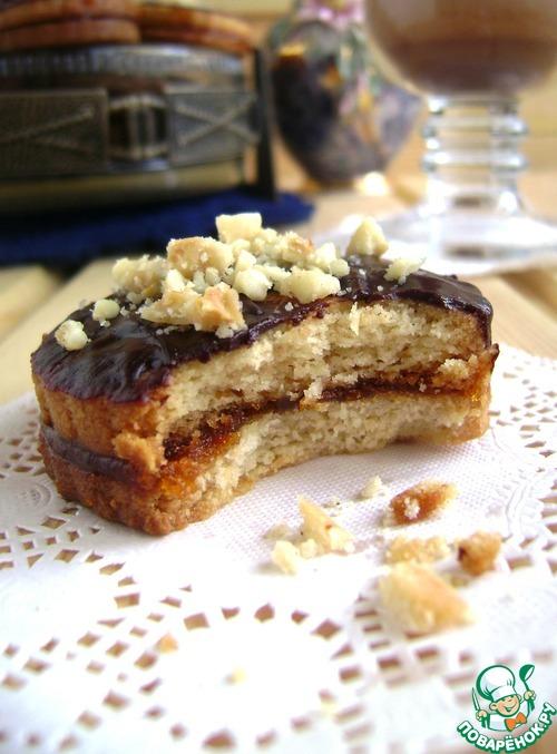 Австрийское печенье