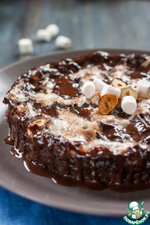 рецепты тортов без шоколада фото