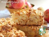 """Яблочный пирог """"Все просто"""" ингредиенты"""