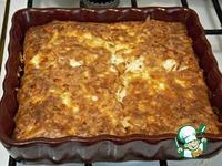 Рассыпчатый сырный пирог ингредиенты