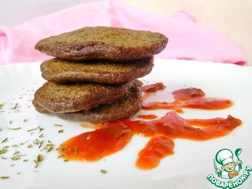 Рецепт оладьев из индейки пошагово