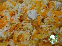 Мини-запеканки в капустных листьях ингредиенты