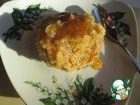 Морковный кекс с орехами и изюмом ингредиенты