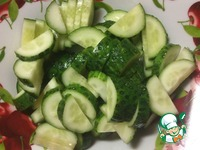 """Овощной салат """"Пикантный"""" ингредиенты"""