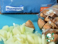 Курица с белыми грибами и гречкой ингредиенты