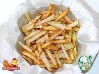 Курочка с картофелем фри ингредиенты