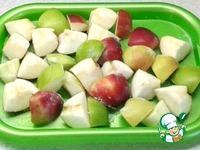Утка с яблоками, запечённая в тесте ингредиенты
