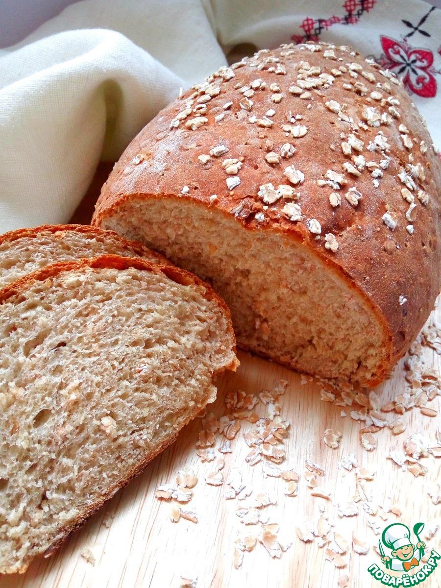 Хлеб из пшеничной муки своими руками 65