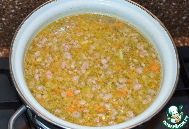 суп харчо рецепт из пакета