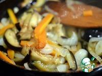 Баклажаны с фасолью ингредиенты