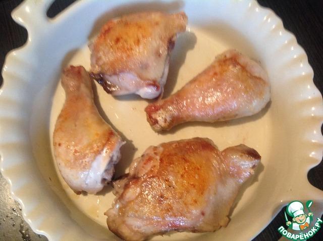 Курица на Рождество: как приготовить праздничный ужин