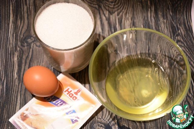 рецепт безе ингредиенты