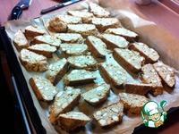 Рецепт Итальянское печенье кантучини