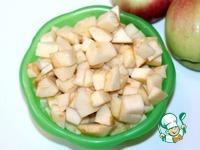 Фокачча из гречневой муки с яблоками ингредиенты