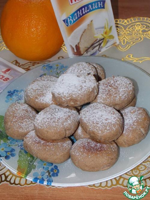 1795621 80764nothumb500 - Рецепт Шоколадно-цитрусовое печенье