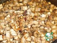 Борщ с грибами ингредиенты