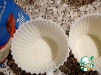 Гречневый пудинг с заварным кремом ингредиенты