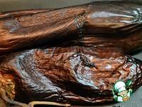 Соус из баклажанов с петрушкой ингредиенты