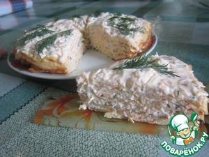 Рецепт яичных блинов с фото