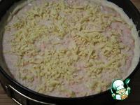 """Рыбный пирог """"Дежурный"""" ингредиенты"""