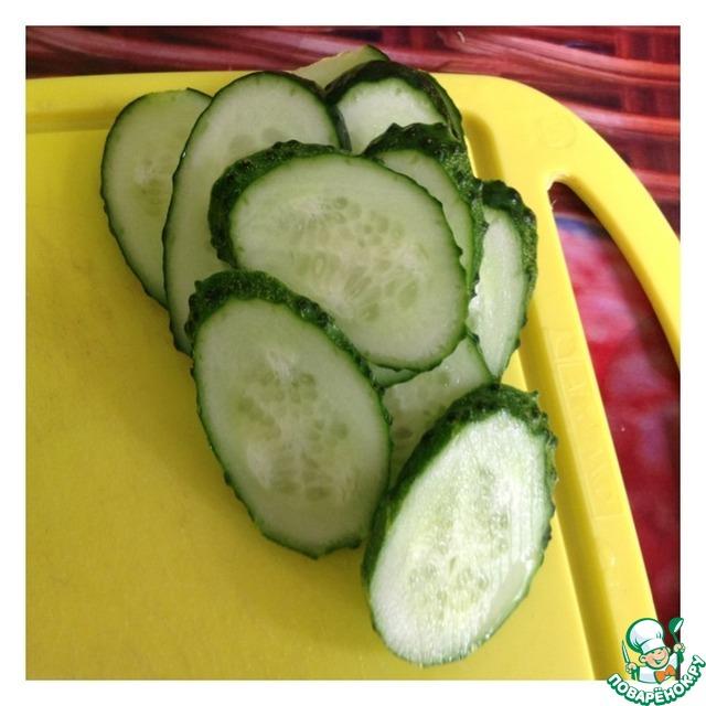 Рецепты салата с помидором и крабовыми палочками с фото