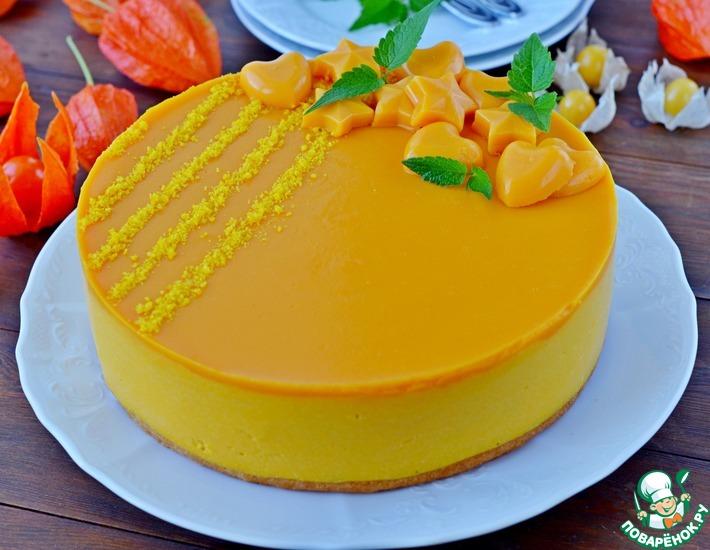 Муссовый торт рецепт с пошаговым фото