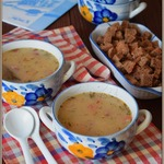 Копченый суп