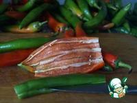 Почти табаско в двух вариантах ингредиенты