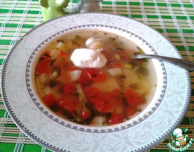 Быстрый и вкусный суп рецепты