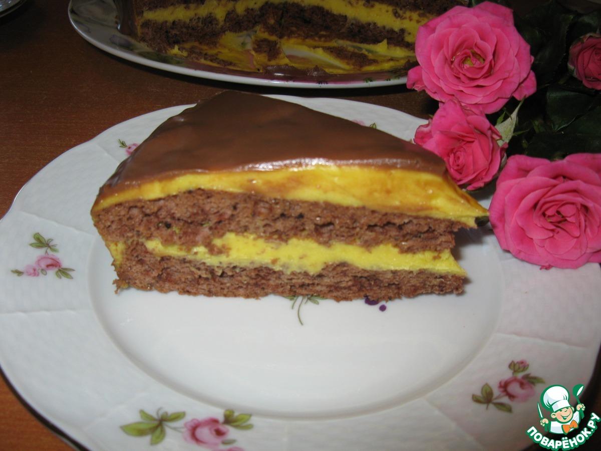 Торт эскимо пошаговый рецепт