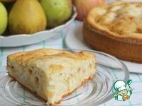 Домашний фруктовый пирог ингредиенты