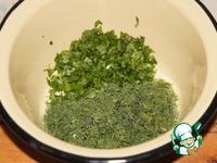 Кабачки с чесноком ингредиенты