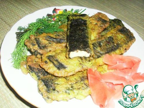 Рецепт рыба в кляре поваренок