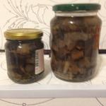 Маринованные грибы, как у мамы