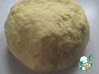Тыквенные булочки-пампушки с чесноком ингредиенты