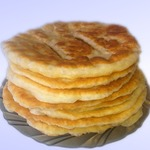 Казахские лепешки