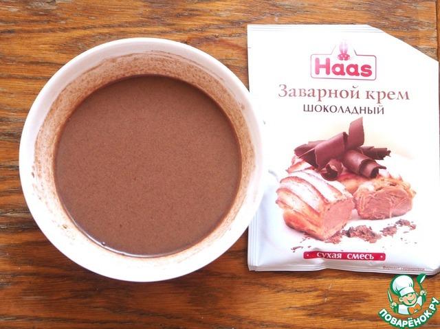 Рецепт крема с какао шоколадного