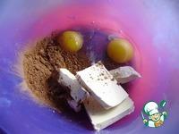 Шоколадные куличи ингредиенты