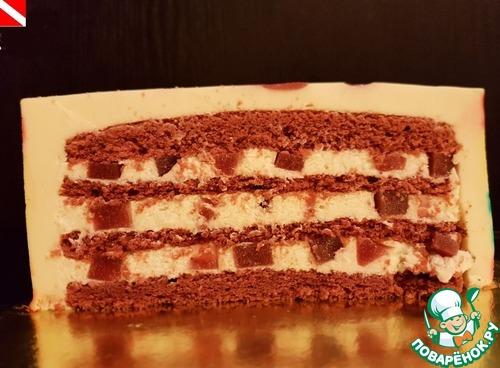 "Торт ""Мой красный бархат"""