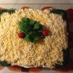 "Торт бутербродный ""Шуба"""