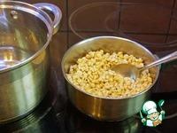 Каша горохово-гречишная ингредиенты