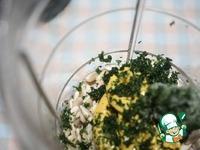 Пикантный паштет из семечек ингредиенты