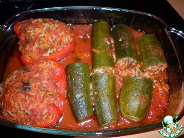готовим кабачки в духовке рецепты с фото
