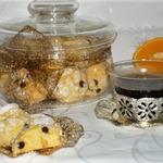 Итальянское апельсиновое печенье