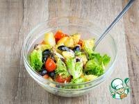 Картофельный салат ингредиенты